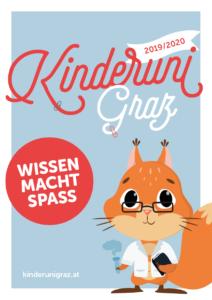 Infobroschüre der KinderUniGraz (November 2019)