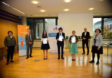 Dr. Hans Riegel-Fachpreise verliehen
